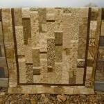 Handmade Quilt Contemporary..
